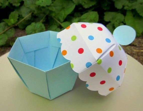 Handmade gift box templates – Homemade Gift Boxes Templates