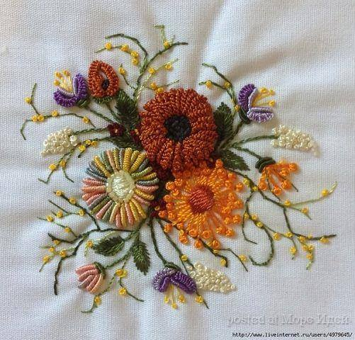 Brazilian Embroidery Creative Crafts For Inspiration